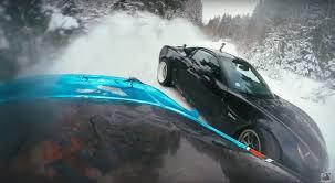 toyota supra drift corvette c6 z06 and toyota supra snow drift u2013 build race party