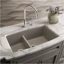 Blanco Kitchen Faucets Canada How To Clean A Granite Composite Sink Sinks Ant And Empty