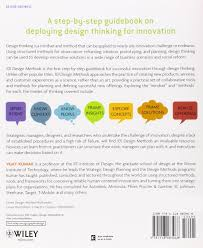 Step Design by 101 Design Methods A Structured Approach For Driving Innovation