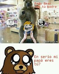 Memes Espaã Ol - padre de pedobear editado al espaã ol meme subido por david8642