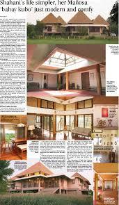 Bahay Kubo Design by Pressreader Philippine Daily Inquirer 2011 03 30 Shahani U0027s