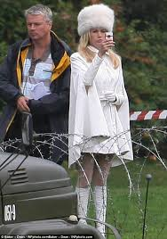 will emma frost return for x men days of future past white hot first glimpse of mad men s january jones as ice queen
