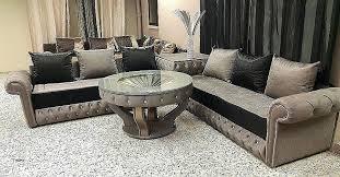 photo canapé marocain decoration orientale salon daccoration pour salon marocain