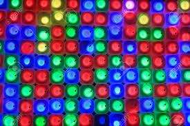 multi colored lights stock photo picture and royalty free image