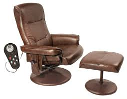 Recliner Chair Sizes Chair Fjords Senator Ergonomic Leather Recliner Chair Ottoman