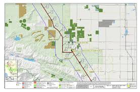Los Angeles County Zoning Map by 4 3 Agricultural Resources