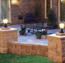 Patio Catalog Hardscapes From Paver Patio U0027s To Retaining Walls