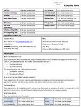 social worker job description 8ws templates u0026 forms