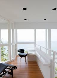House Design Image Inside Inside A Beautifully Restored Richard Meier Designed House On Lake