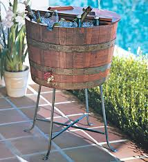 Patio Table Beer Cooler Beverage Ice Bucket Stunning Patio Furniture Clearance With Patio