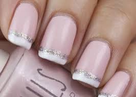 top 10 latest french tip nail art designs for 2017 manicure gel