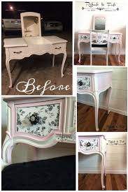 French Computer Desk by 241 Best Painted Desk U0027s U0026 Vanities Images On Pinterest Painted