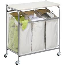 Light And Dark Laundry Hamper by Laundry Sorters And Rolling Hampers Organize It