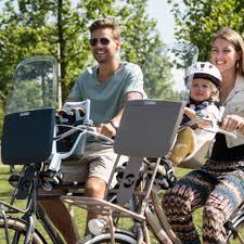siège vélo pour bébé focus sur les équipements vélos pour enfants bobike