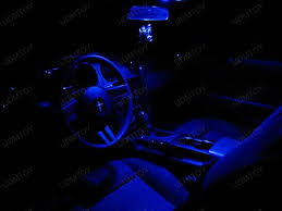 Interior Car Led See How Led Interior Lights Matter To 2005 Ford Mustang Ijdmtoy