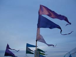 Purple Flag Fluttering Flags 3287 Stockarch Free Stock Photos