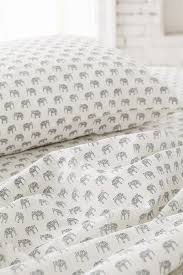 Linen Covers Gray Print Pillows White Walls Grey Bedroom Enchanting Flannel Sheets And Decorative Pillow
