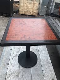 Cafe Tables For Sale by Second Hand Chairs