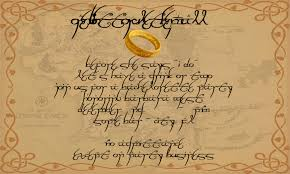 Lord Of The Rings Home Decor by Lord Of The Rings Wedding Invitations Part One Breecraft