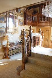 oak staircases hand carved newels 16th 17th 18th century style