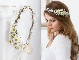 hair wreath flower crown wedding tiara bridal flowers fairy crown