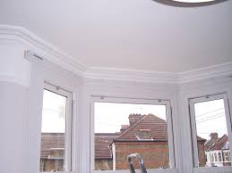 best bay window ceiling curtain track 68 for childrens ceiling