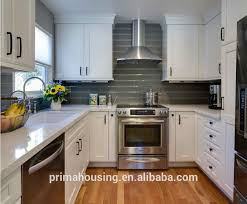 Solid Wood Shaker Kitchen Cabinets by Apartment Kitchen Cabinets White Shaker Collection Solid Wood Soft