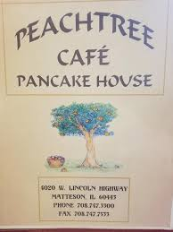 The Peach Tree Barnes Peachtree Cafe Home Matteson Illinois Menu Prices