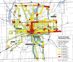 Map Of Downtown Indianapolis Indianapolis Has A Long Way To Go To Get Transit Right
