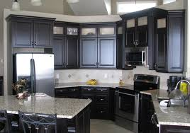 Pictures Of Black Kitchen Cabinets Kitchen Cabinets Gallery Hanover Cabinets Moose Jaw