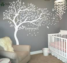 stickers arbre chambre enfant stickers arbre chambre bb top stunning stickers arbre blanc
