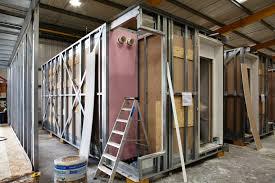 modular home construction modular construction make architects leveling