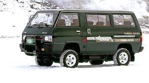 1991 mitsubishi delica mitsubishi delica star wagon 4wd 1982 86 youtube