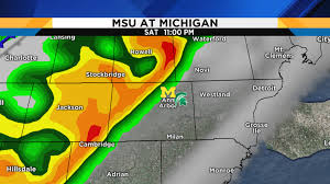 Halloween Usa Ann Arbor Michigan Michigan State Game Weather Forecast Potentially