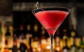 martini basil raspberry basil gimlet jean georges restaurants