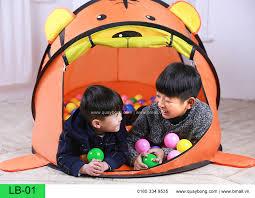 leu bong cho be lều bóng cho trẻ