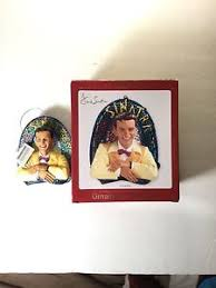 carlton heirloom frank sinatra ornament american greetings new in