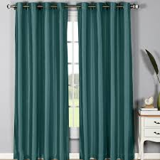 Drapery Panels With Grommets Window Elements Jane Solid Sheer Grommet Curtain Panels U0026 Reviews