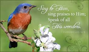 sing praises thanksgiving ecards free christian ecards