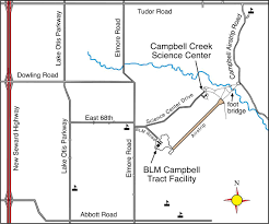 Delta Utah Map by Learn Interpretive Centers Campbell Creek Science Center