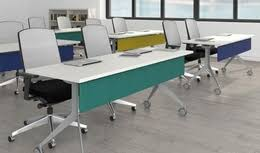 Lacasse Conference Table Office Furniture Quorum Multiconference Collection Groupe Lacasse