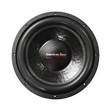 amazon com subwoofers electronics amazon com american bass xfl1544 15