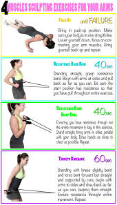 workout wednesday 4 sculpting exercises for arms