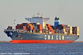bureau of shipping marseille cma cgm ganges imo 9718117 shipspotting com ship photos and
