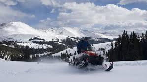 colorado snowmobiling snowmobiling in colorado colorado