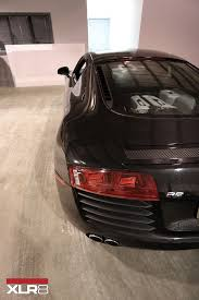 Audi R8 Upgrades - apr supercharged r8 excelerate performance