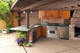 outdoor kitchens design outdoor kitchen designs ideas even an urban courtyard could become a