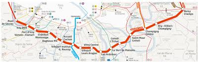 Expo Line Santa Monica Map The Value Of Fast Transit The Transport Politic
