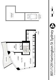 129 harrington street floor plans sydney