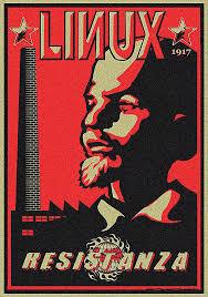 Red Flag Linux Lenin Linux By Avarre On Deviantart